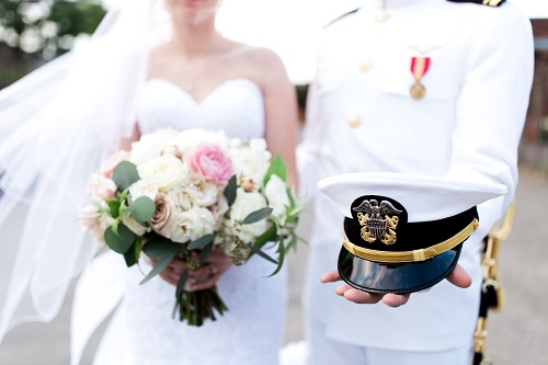 Washington Wedding Photographer Nicole Barkis photographed beautiful navy military wedding in seattle