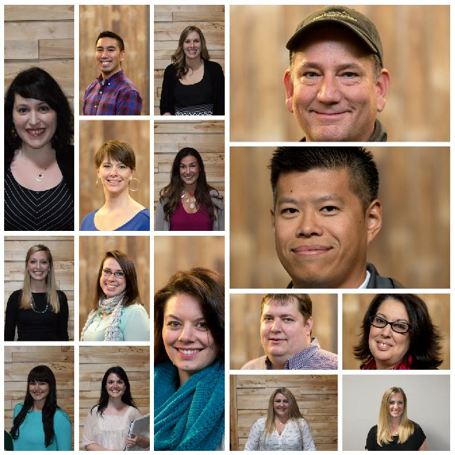 HF 2015 Staff Collage