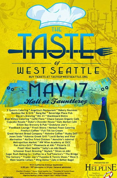 Taste of West Seattle