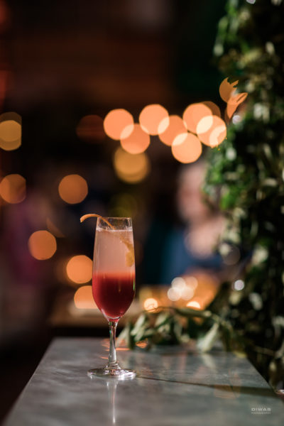Herban Feast Custom Cocktail