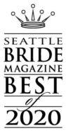 Seatlle bride best of 2020